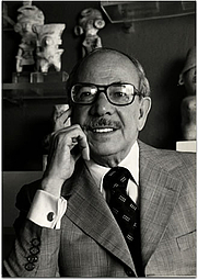 Author photo. Fernando Benítez (1912–2000)