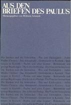 Aus den Briefen des Paulus by Wilhelm…