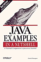 Java Examples in a Nutshell : A tutorial…
