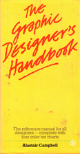 The Graphic Designer's Handbook by Alastair…