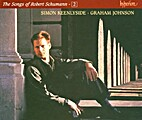 Songs Volume 2 by Schumann