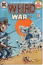 Weird War Tales # 29