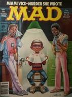 Mad Magazine #261 Mar. 1986 Miami Vice…