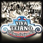 Viva Tejano {Las Nubes (Live) by Little Joe…