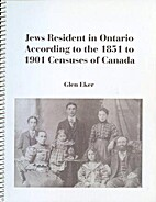 Jews resident in Ontario according to the…