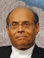 Author photo. Moncef Marzouki. Photo courtesy Chatham House.