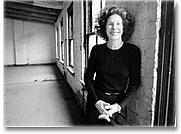 Author photo. Lois & Richard Rosenthal Center for Contemporary Art