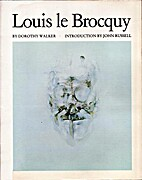 Louis Le Brocquy by Dorothy Walker