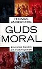 Guds moral : en essä om lidandets och…