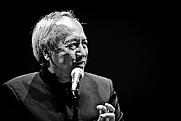 Author photo. Witi Ihimaera. Photo by Simon Birkenfeld (Manatū Taonga).