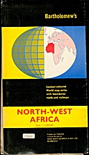 North-West Africa [1:5,000,000]