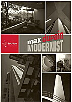 Max Dupain : modernist by Max Dupain