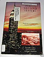 Americas Second Century - Readings in United…