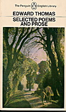 Selected Poems and Prose (English Library)…