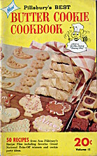 Pillsbury's Best Butter Cookie Cookbook by…