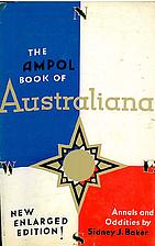 The Ampol book of Australiana by Sidney J.…