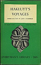 Voyages [II] by Richard Hakluyt