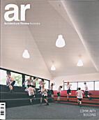 Architectural Review Australia 121 :…