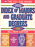 Index of Majors and Graduate Degrees 1996…
