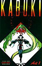 Kabuki Bd.01 Circle Of Blood No.01 Ghosts In…