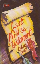 Last Will and Testament by Richard De'ath