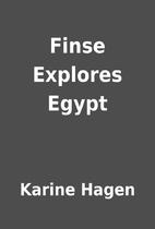 Finse Explores Egypt by Karine Hagen
