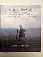 Kingman Brewster : President of Yale,…