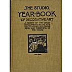 The Studio Year-Book of Decorative Art: A…