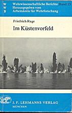 Im Küstenvorfeld by Friedrich Ruge