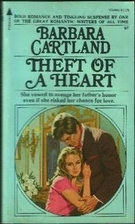 Theft of a Heart by Barbara Cartland