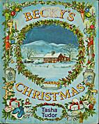 Becky's Christmas by Tasha Tudor