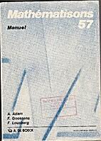 Mathématisons 57 - Manuel - 5ème / 7…
