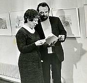 Author photo. with Stanislav Nikireev