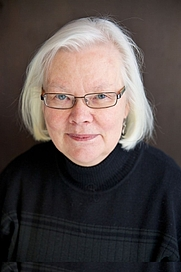 Author photo. Riitta Konttinen