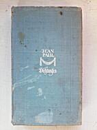 Jean Paul: Dichtungen by Jean Paul