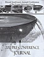2012 Pre-Conference Journal, Desert…