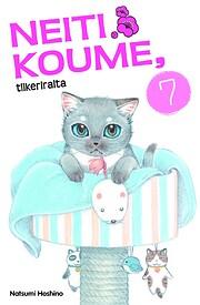 Neiti Koume, tiikeriraita 7 by Natsumi…
