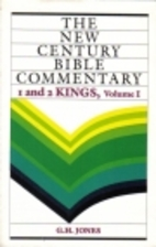 1 And 2 Kings, Volume 1: New Century Bible…