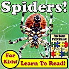 Children's Book: Spiders! Learn About…