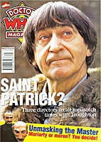 Doctor Who Magazine 254 by Gary Gillatt
