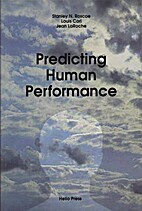 Predicting human performance by Stanley…