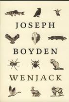 Wenjack by Joseph Boyden
