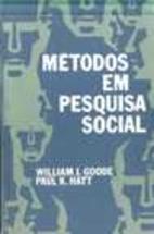 Métodos em pesquisa social by William…