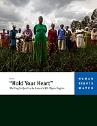 Hold your heart : waiting for justice in…