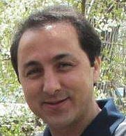 Author photo. Dariush Alimohammadi