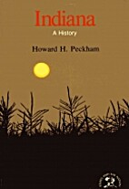 Indiana: A Bicentennial History by Howard…