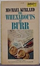 The Whenabouts of Burr by Michael Kurland