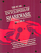 The PC-SIG Encyclopedia of Shareware Volume…