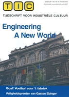 Engineering A New World, TIC 118 by Pieter…