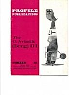 O. Aviatik (Berg) D I (Profile 151) by G. W.…